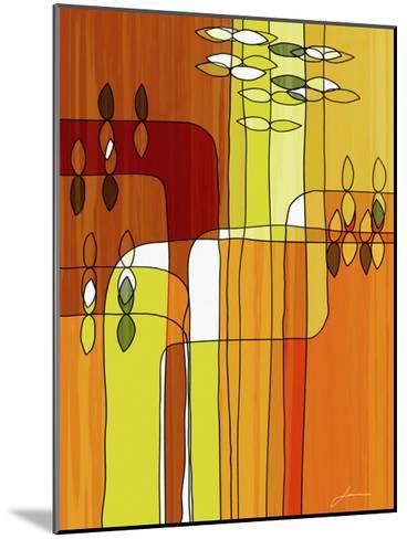 Uplift II-James Burghardt-Mounted Art Print