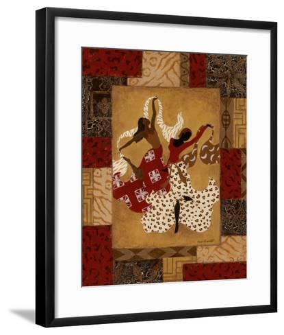 Rejoice I-Jane Carroll-Framed Art Print