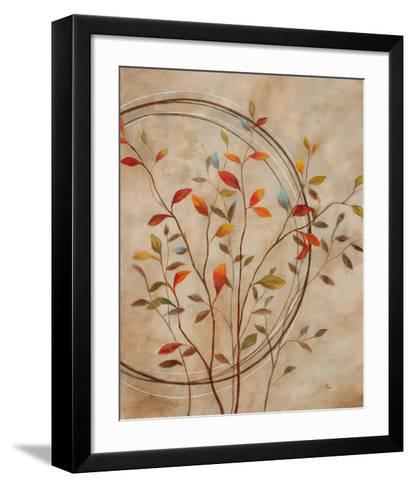 Autumn's Delight II-Nan-Framed Art Print