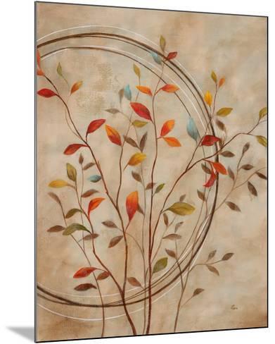 Autumn's Delight II-Nan-Mounted Art Print