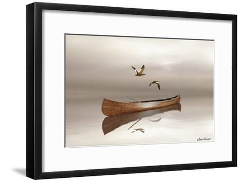 Time Stopped III-Carlos Casamayor-Framed Art Print