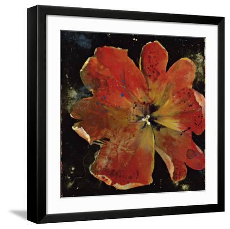Botany Fleur V-Georgie-Framed Art Print