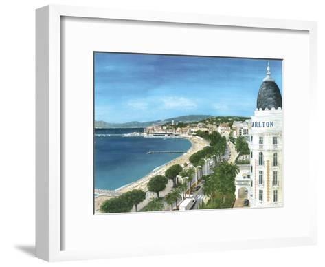 Cannes-Gerard Malon-Framed Art Print