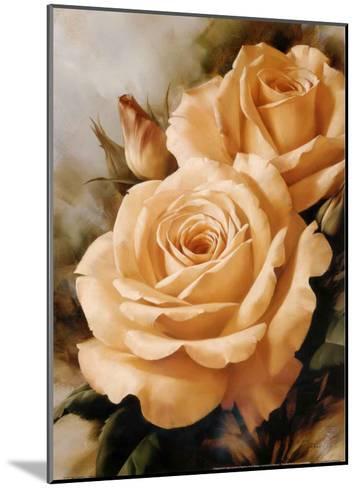 Orange Roses-Igor Levashov-Mounted Art Print