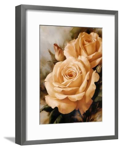 Orange Roses-Igor Levashov-Framed Art Print