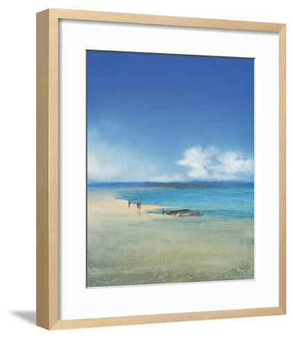 By the Sea III-Juliane Jahn-Framed Art Print