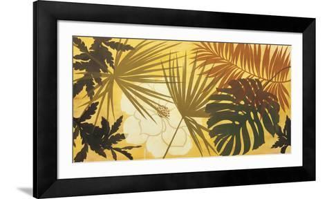 Rain Forest II-Sauber-Framed Art Print