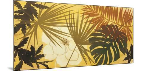 Rain Forest II-Sauber-Mounted Art Print