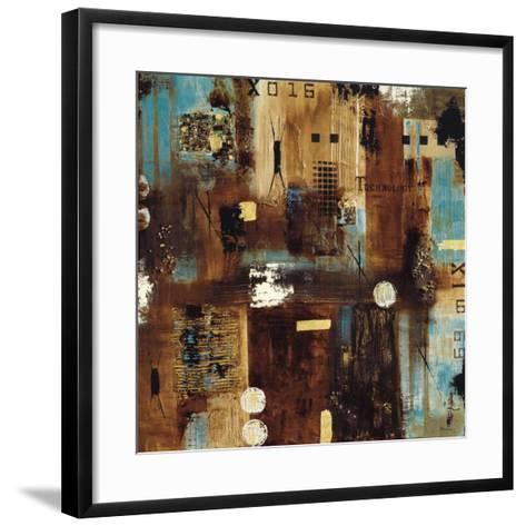Technology-Severine Bugna-Framed Art Print