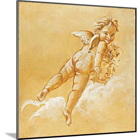 Happy Cherubs II-Taddei-Mounted Art Print
