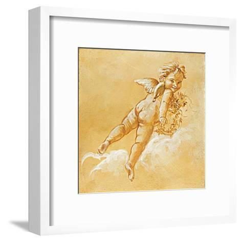Happy Cherubs II-Taddei-Framed Art Print