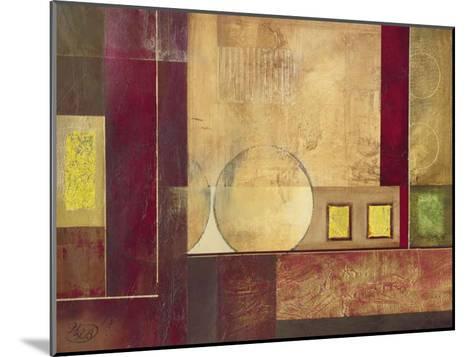 Geometry I-Verbeek & Van Den Broek-Mounted Art Print