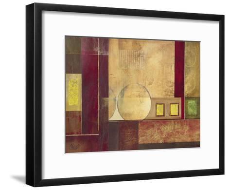 Geometry I-Verbeek & Van Den Broek-Framed Art Print