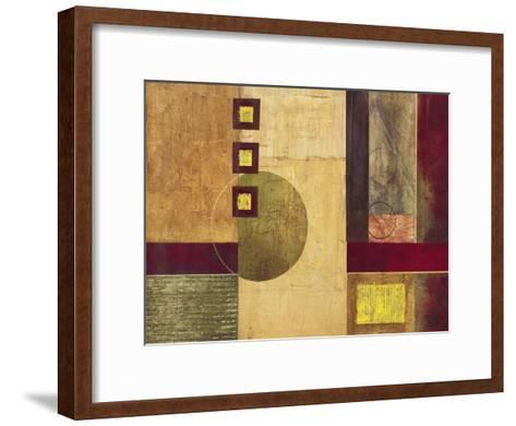 Geometry II-Verbeek & Van Den Broek-Framed Art Print