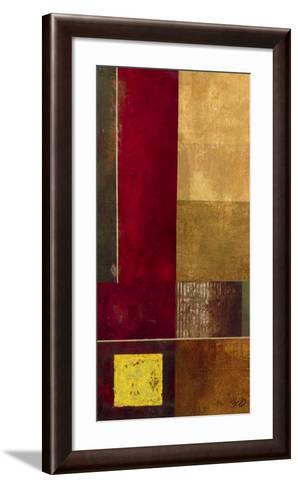 Squares II-Verbeek & Van Den Broek-Framed Art Print
