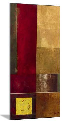 Squares II-Verbeek & Van Den Broek-Mounted Art Print