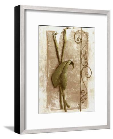 2 Aromes-V?ronique Didier-Laurent-Framed Art Print