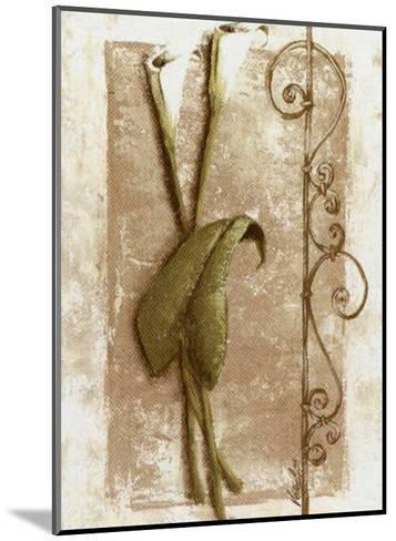 2 Aromes-V?ronique Didier-Laurent-Mounted Art Print