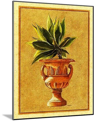 Vase M?dicis II-Laurence David-Mounted Art Print
