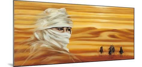 Fantasia-Ali Mansur-Mounted Art Print