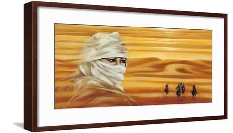 Fantasia-Ali Mansur-Framed Art Print