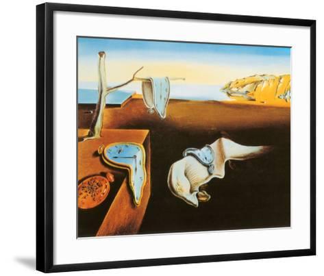 The Persistence Of Memory C40 Art Print By Salvador Dalí Art Enchanting Art Print Display Stand