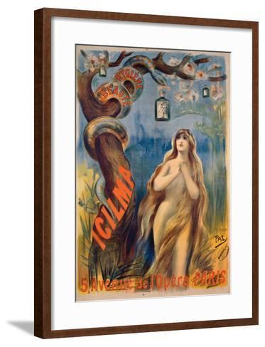 Icilma-PAL (Jean de Paleologue)-Framed Art Print