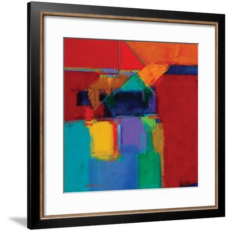 Happy Birthday-Gary Max Collins-Framed Art Print