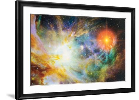 Birth of a Star--Framed Art Print