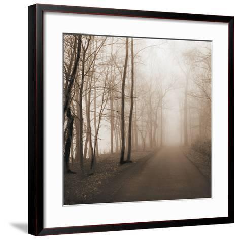 Memory Lane-Erin Clark-Framed Art Print