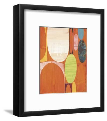 Acapulco One-Rex Ray-Framed Art Print