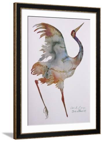 Bird of Happiness-Carol Grigg-Framed Art Print