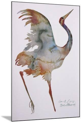 Bird of Happiness-Carol Grigg-Mounted Art Print