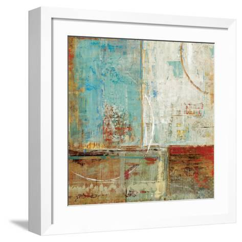 Composition II-Carmen Dolce-Framed Art Print