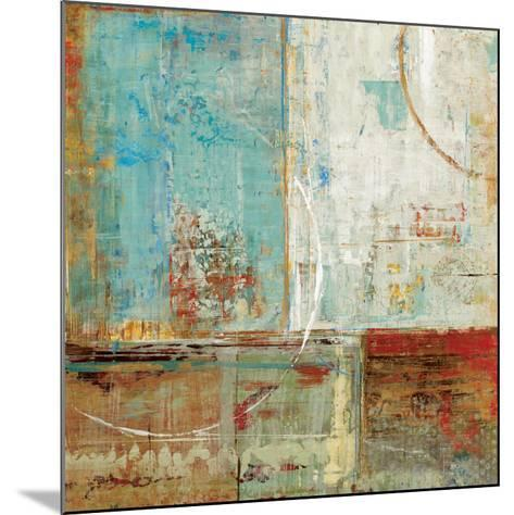 Composition II-Carmen Dolce-Mounted Art Print