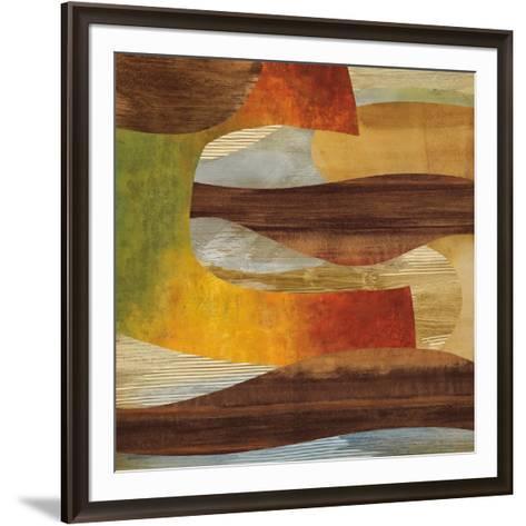 Systematic II-K^ Baker-Framed Art Print