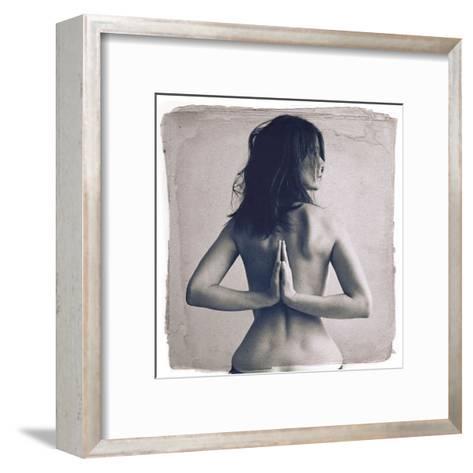 Joga Naga-Gosia Janik-Framed Art Print