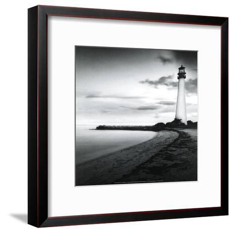 Searching-Moises Levy-Framed Art Print