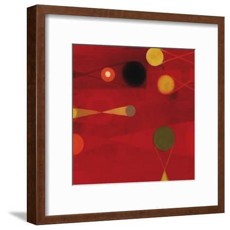 1957, no. 6-Bill Mead-Framed Art Print