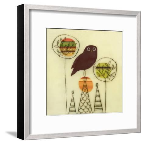 Perchwise-Amy Ruppel-Framed Art Print