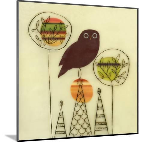 Perchwise-Amy Ruppel-Mounted Art Print