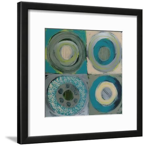 Topaz--Framed Art Print