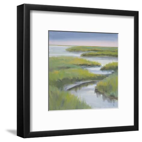 Winding Everglade-Don Almquist-Framed Art Print