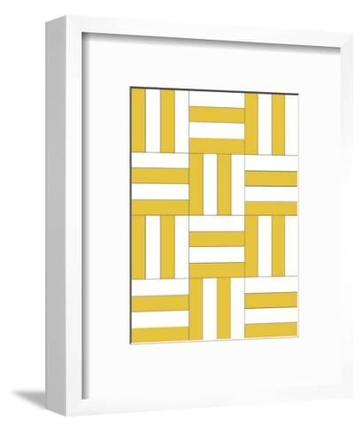 Woven Key-Dan Bleier-Framed Art Print