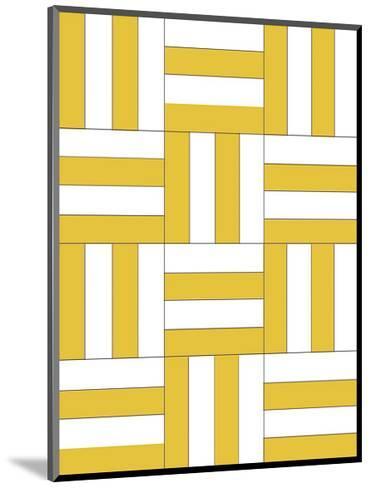 Woven Key-Dan Bleier-Mounted Giclee Print