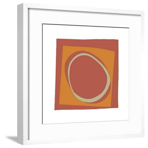 Optic-Denise Duplock-Framed Art Print