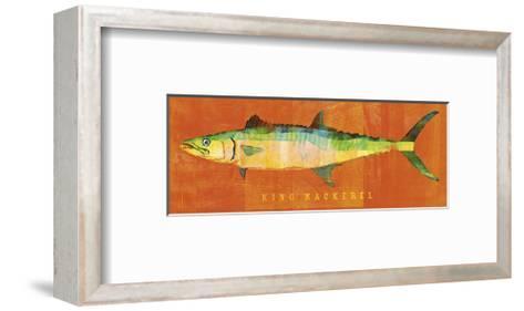 King Mackerel-John Golden-Framed Art Print