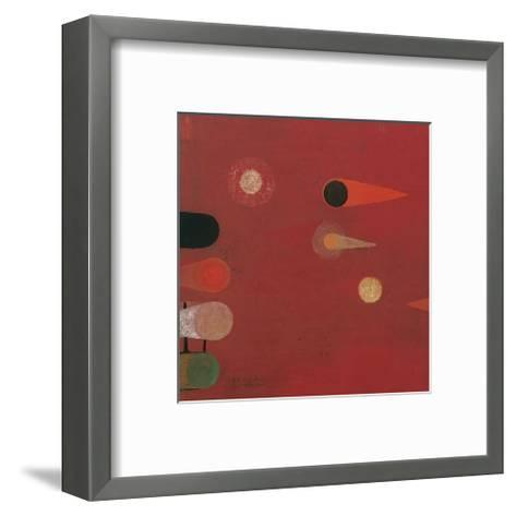 Red Seed, no. 6-Bill Mead-Framed Art Print