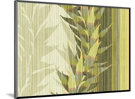 Water Leaves I-Mali Nave-Mounted Giclee Print