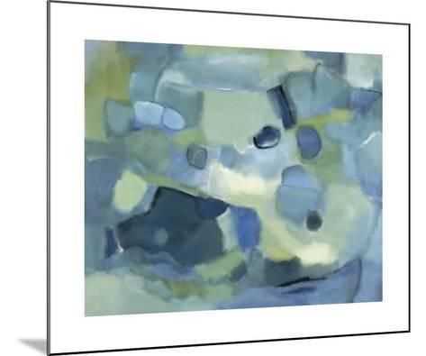 Ocean Song-Nancy Ortenstone-Mounted Giclee Print